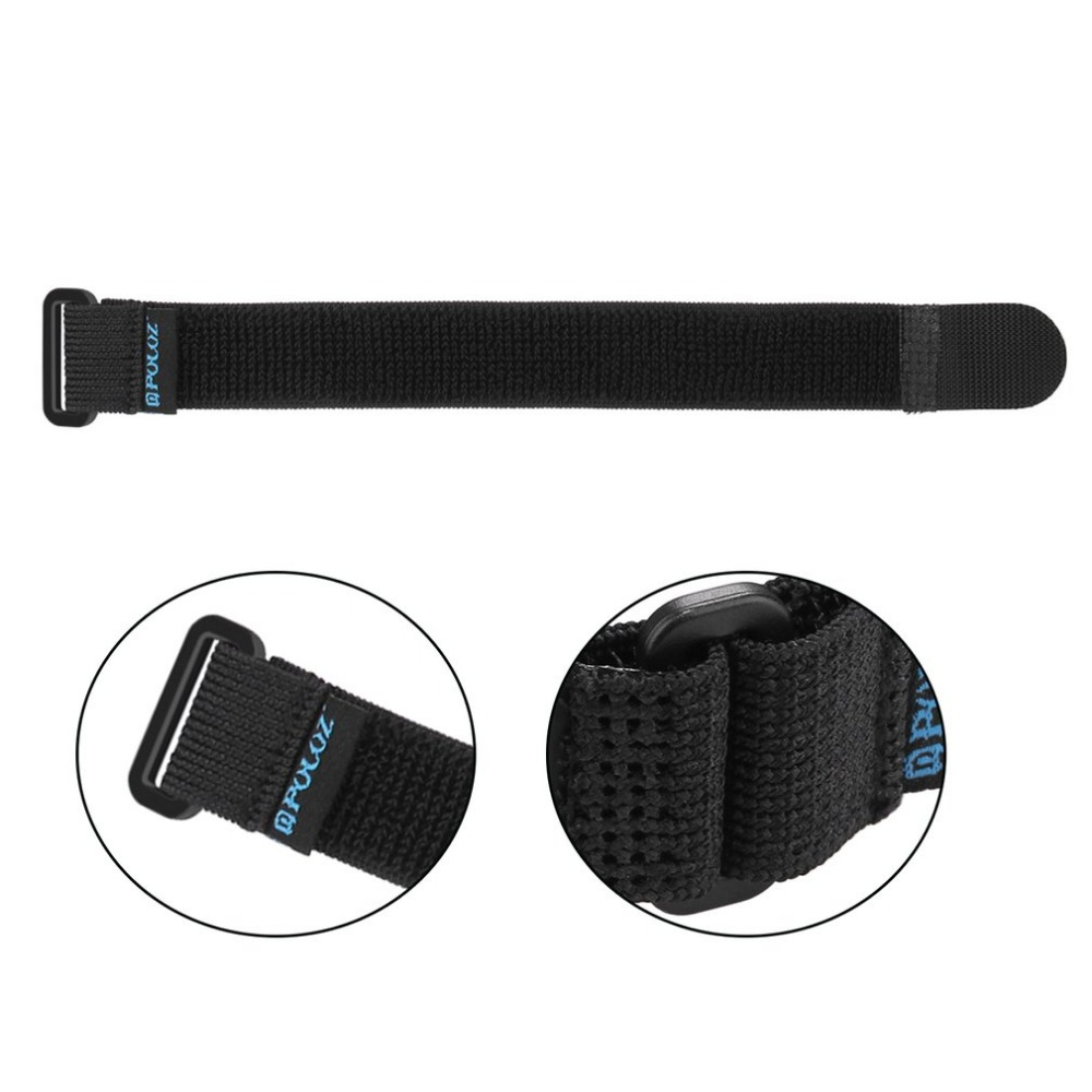 PULUZ PU95 Nylon Hand Wrist Strap For WiFi Remote Control For GoPro HERO5 HERO4 Session HERO 5 4 3 Accessories in Sports Camcorder Cases from Consumer Electronics