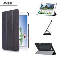 HOT For Sony XPERIA Z2 Tablet Leather Case Sony Xperia Z2 Flip Book Case With Stand