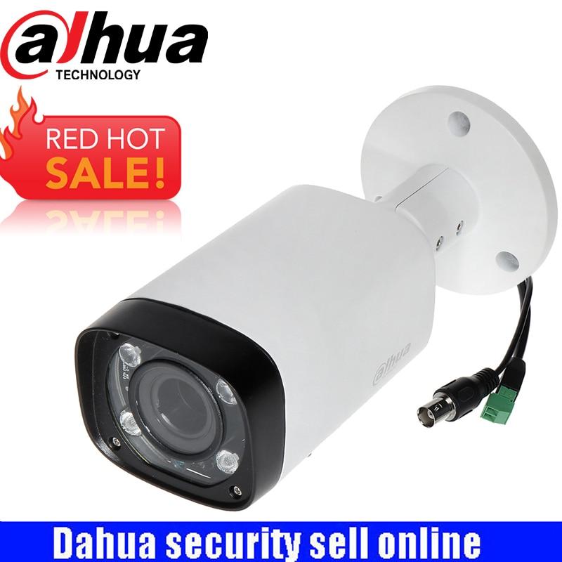 Original English Dahua Pro Series Motorized 1080P CMOS CVI Camera HAC-HFW2231R-Z-IRE6 2MP Starlight HDCVI IR Bullet Camera full hd security camera hac hfw1220r vf ire6 2mp ir bullet cvi camera 1080p night version cvi camera built in sd