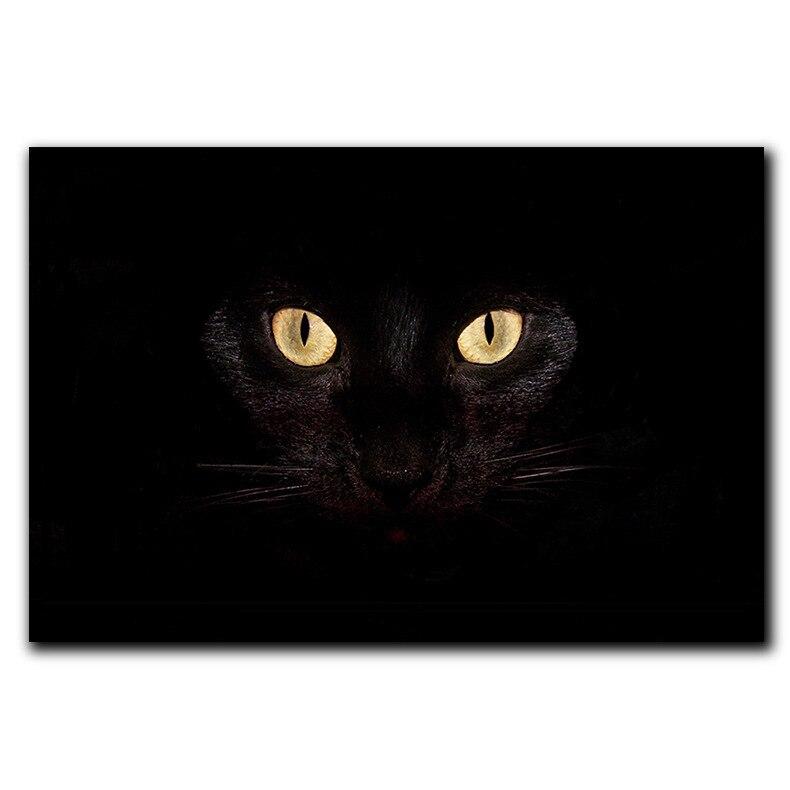 CAMMITEVER Paillasson Noir Cat Eye Tapis Alfombras Par Cuisine Tapis Salle De Bain Pied Pad 350g Livraison Gratuite Tappeto Salotto