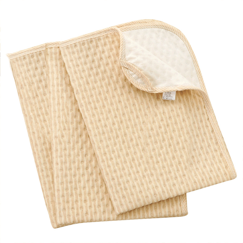 3sizes Baby Infant Breathable Nursing Pad Cover Waterproof