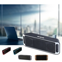 Newest V3.0 Wireless Bluetooth Speaker USB Flash FM Radio Stereo Super Bass MP3 Player