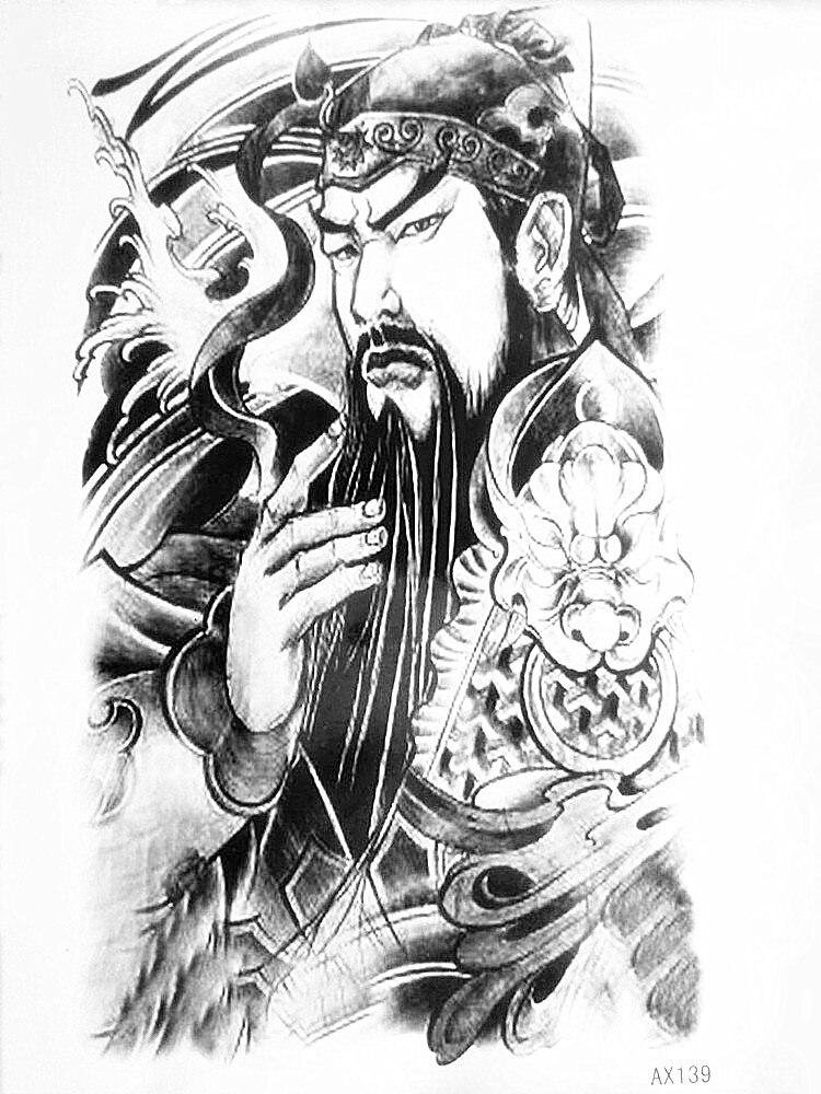 aliexpresscom buy black white chinese tattoo design