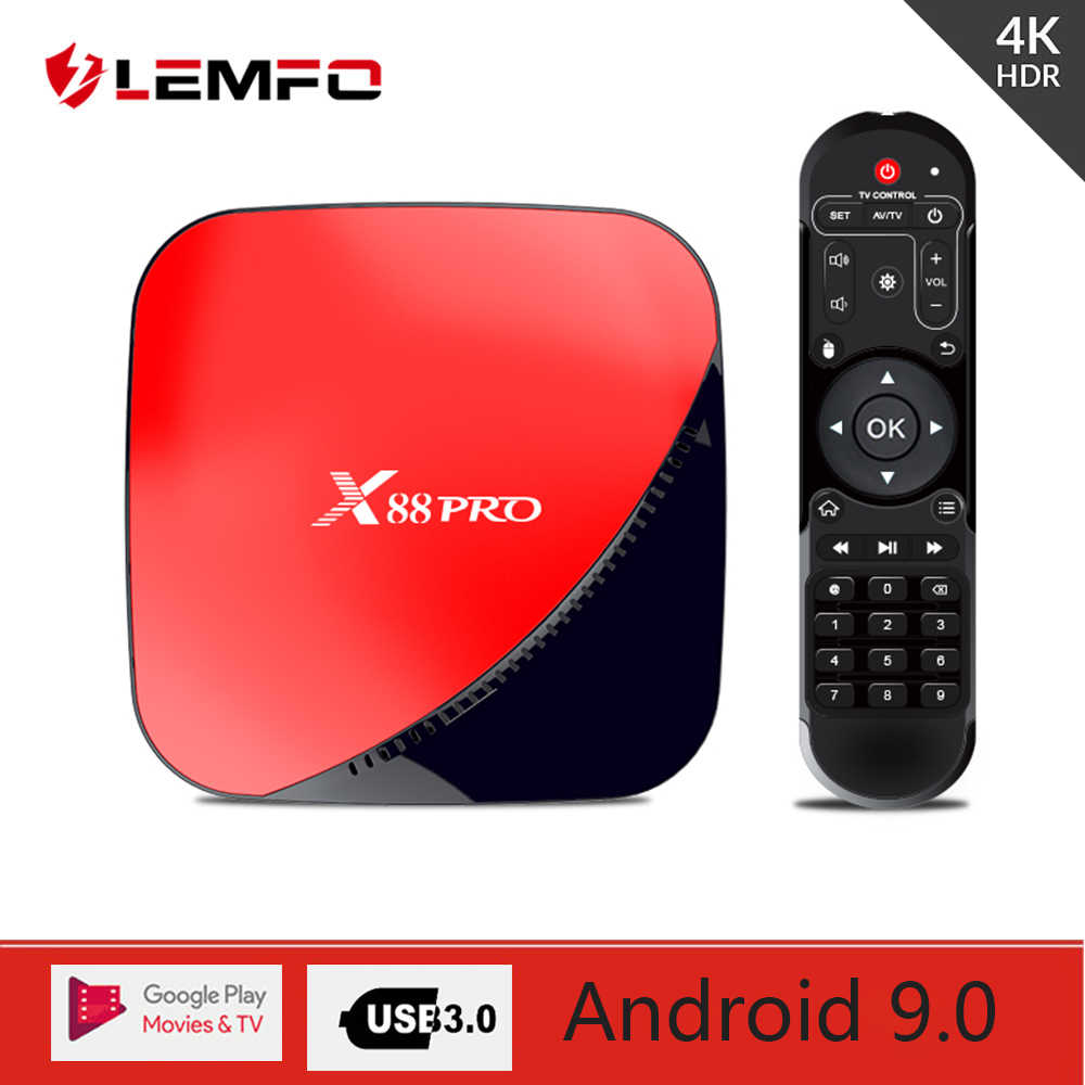 Detail Feedback Questions about Android TV BOX X88 PRO Smart