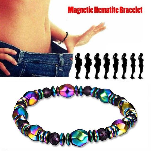 Magnet Health Slimming Bracelets Bangles Jewelry Bio Magnetic Bracelet Charm For Women Man Weight