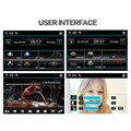 DVD Player Do Carro DVD Player Com câmera de 6.2 Polegada 6201A DVD Áudio SB/SD Bluetooth 2Din CD Player Do Carro + de 1/3 Polegadas de Cor CMOS Câmera