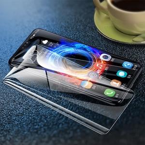 Image 5 - 2PCS 9H 2,5 D 0,26 MM Gehärtetem Glas Für Huawei Honor 7A 7C Pro 8X RU Screen Protector ehre 9 9 Lite 8 8 10 Lite Schutz Glas