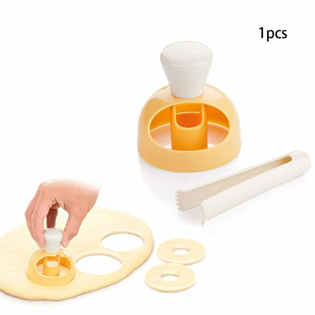 Donut Mold Diy Decorating Tools Desserts Bread Cutter Maker Baking Supplies Kitchen Tool Large Doughnut Mould
