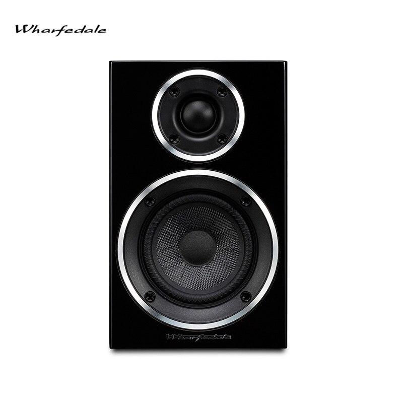 Wharfedale Diamond 210 Stereo bookshelf Speaker System Wooden Speaker Surround Multimedia Home Theatre Speaker Wooden Speaker ...