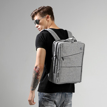 Casual Men Business Laptop Backpacks Multifunctiona 15 Inch Waterproof Computer Bag Unisex Teenage School Travel Women