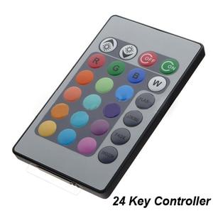 Image 2 - GU10 3 Вт 16 цветов RGB светодиодный светильник лампа + ИК пульт дистанционного управления