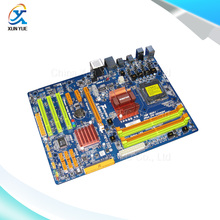BIOSTAR TP43E XE Original Used Desktop Motherboard Intel P43 LGA 775 DDR2 8G SATA2 USB2.0 ATX