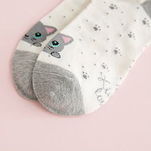 Cotton Cats Printed Striped Socks for Girls 5 Pairs Set