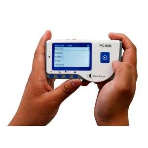 Портативный монитор сердечного ритма EKG функция непрерывного измерения USB тип LCD Расширенный мониторинг сердечного ритма динамический элек...