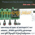 25XXX eeprom/flash Adapter 208mil/200mil SOP8 SOIC8 SO8-DIP for SPI-FLASH Programmer Adapter