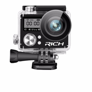 Ultra HD 4K wifi action camera 1080p HD 60fps Diving 30M waterproof helmet Sports DV cam go 4 K Pro yi extreme sports kamera