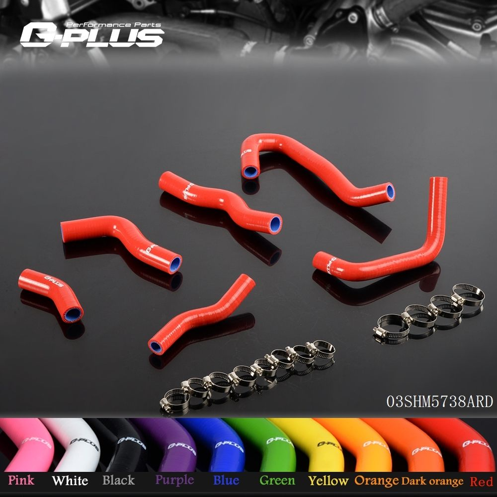 Silicone Heater Radiator Hose For Honda NSR 250 90 93 MC21 94 99 MC28