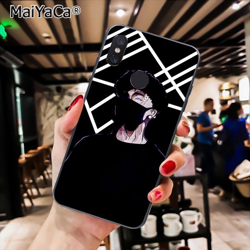 MaiYaCa Scarlxrd DIY Phone Case for Xiaomi Mi 6 Mix2 Mix2S Note3 8 8SE  Redmi 5 5Plus Note4 4X Note5