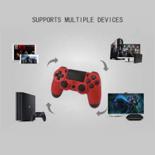 Data Frog For PS4 Controller Bluetooth Vibration Gamepad 8 Color  For Playstation 4 Wireless Joystick PC/Smart Box/For PS4/Pad