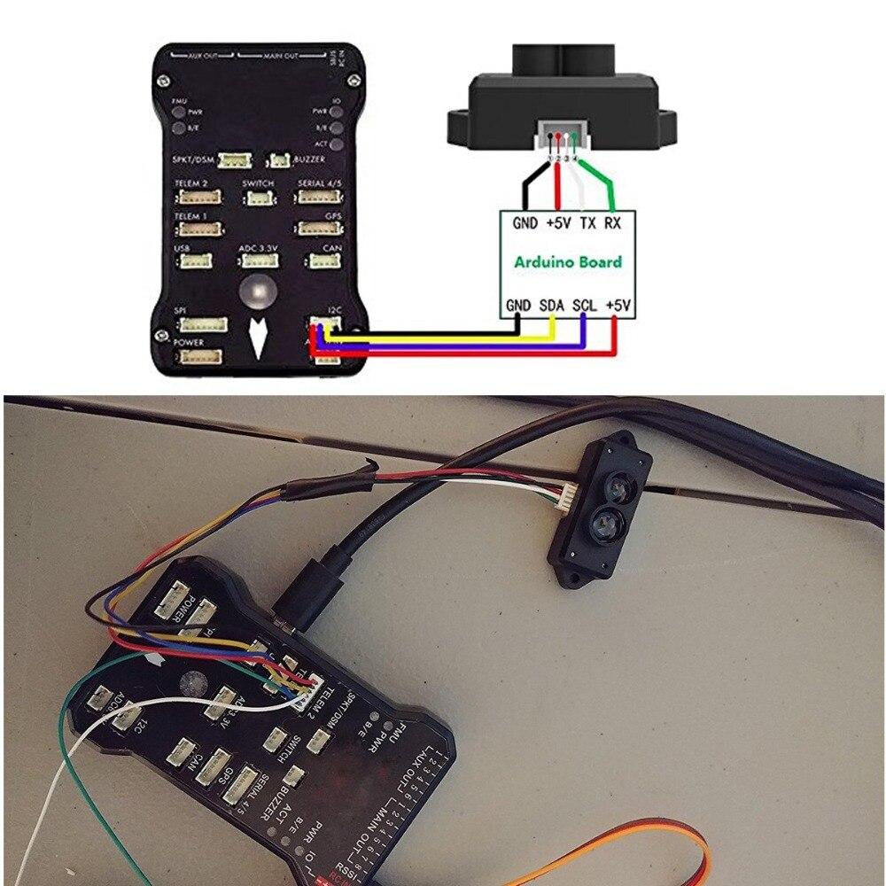 TFmini Lidar Range Finder Sensor (3)