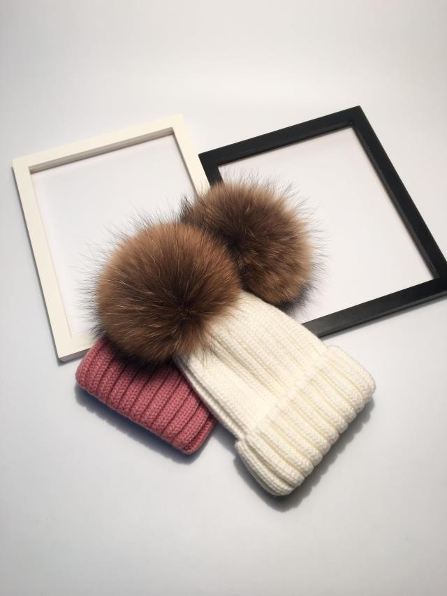 winter hats for women pom pom hat  (13)