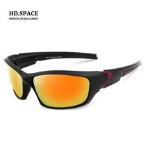 HD. espacio de fotograma Completo de movimiento Deportes hombres gafas de Sol Polarizadas gafas de sol para los hombres gafas de sol lentes de sol hombre hombres gafas de sol