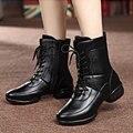 2017 Mulheres Botas de Jazz Esportes Modernos Sapatos de Dança Latina Preto Sapatos de Salão Sapatos de dança Sapatos Vermelhos Tênis De Alta Tornozelo Meninas botas