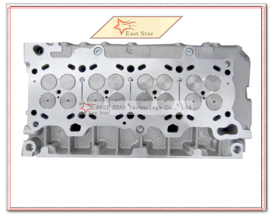 908 545 F1AE F1AE0481D 2.3L Cylinder Head For Fiat Ducato