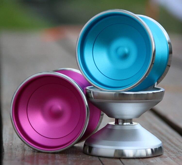 2018 VOSUN YOYO U2 léopard yoyo nouveaux produits nouveau anneau en métal Yo-Yo U2-Leopard de vitesse En Alliage de type yo-yo édition limitée