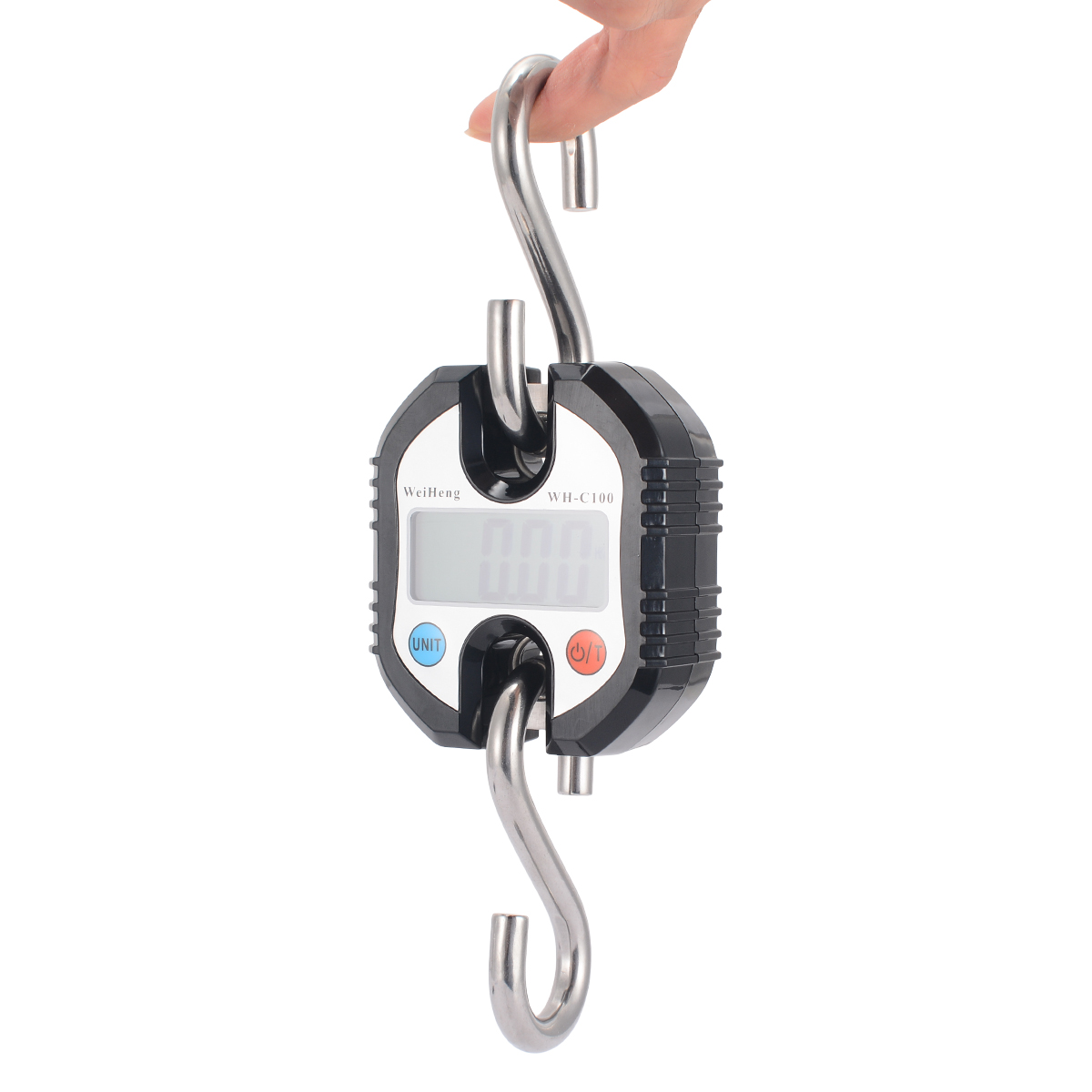 1pc 150kg Mini Crane Scale Mayitr LCD Digital Weight Electronic Hook - Accesorios para herramientas eléctricas - foto 4