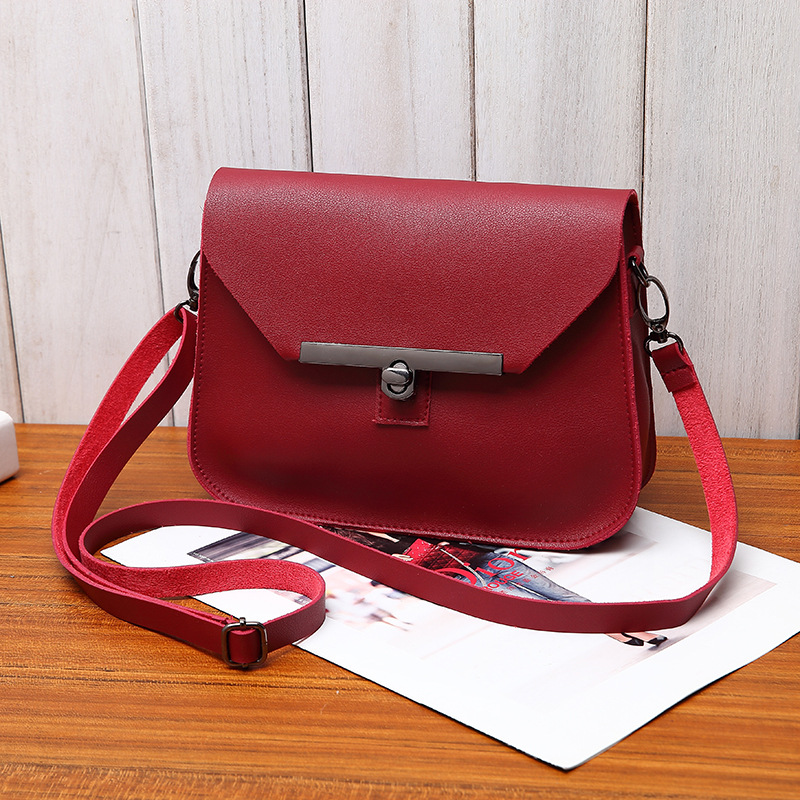 2017 New Arrival Women Crossbody Shoulder Bag Leather Small Messenger Shoulder Bag Mini Crossbody Flap Bag