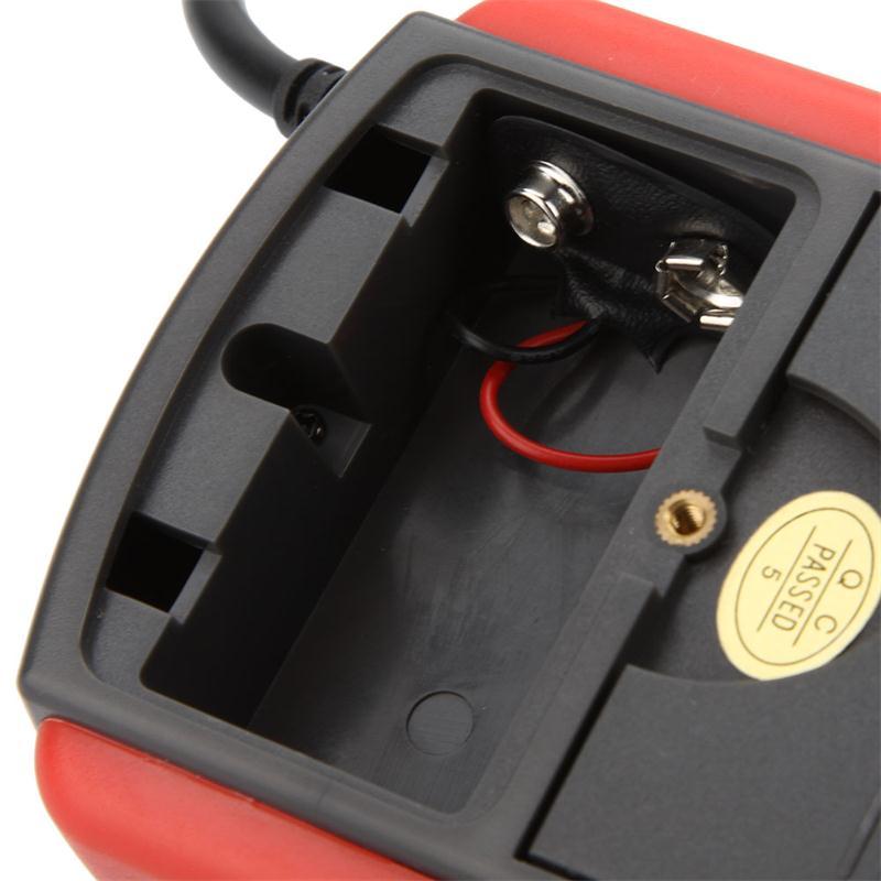 UNI-T UT315 Digital Vibration Testers Vibration Acceleration Velocity Displacement Measurement USB Connect