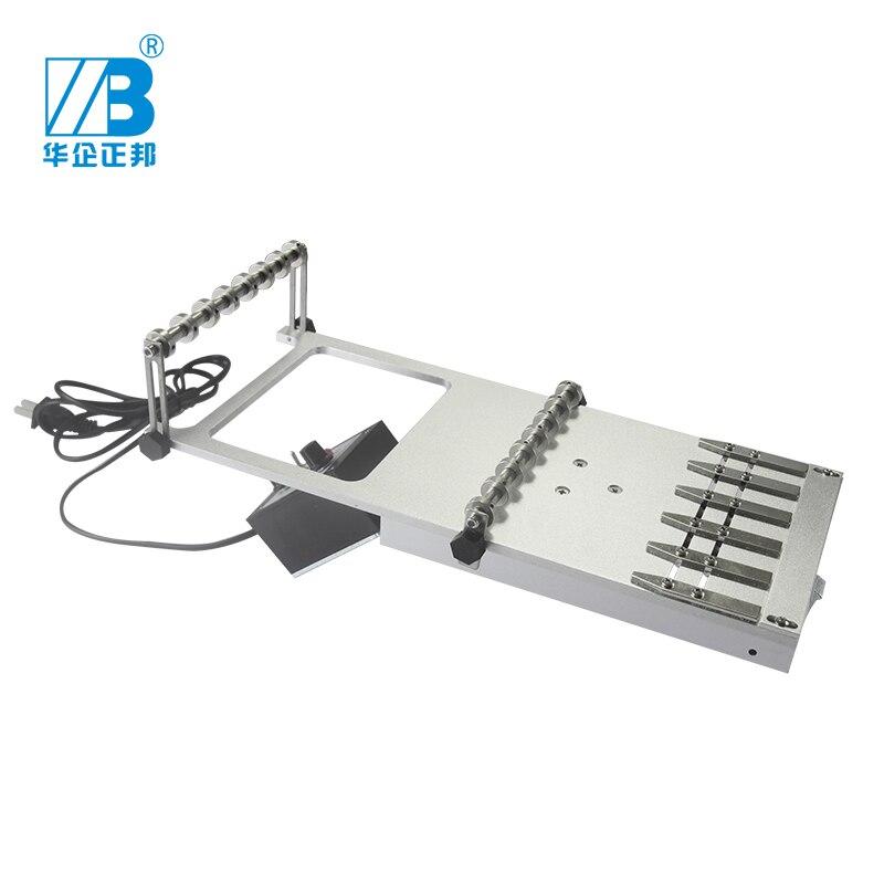 Manufacturer 220V Electric SMT feedersmt tape vibrate Feedervibration feeder For Pick And Place Machine 5 tubes