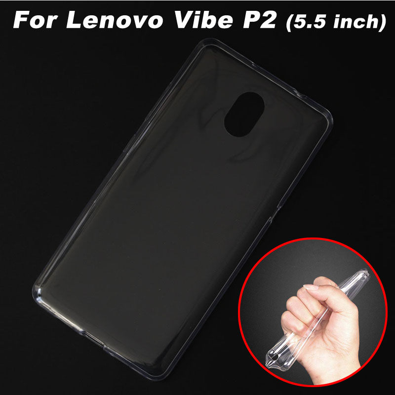 check out 9eeec c1d10 US $1.98 |Lenovo Vibe P1 Case Cover Ultrathin Transparent Lenovo P2 Case  Phone Cover For Lenovo Vibe P1m Back Case on Aliexpress.com | Alibaba Group