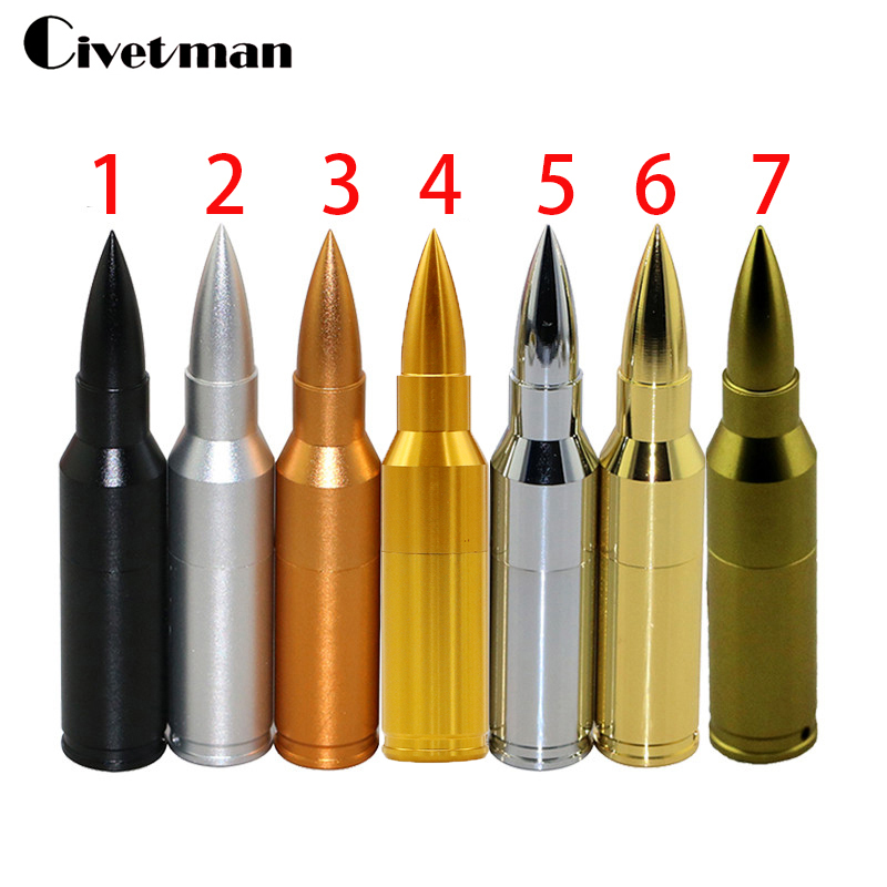 Metal Pen Drive Bullet USB Flash Drive 4GB 8GB 16GB 32GB 64GB Pendrive Flash Card USB 2.0 Disk Flash Memory Stick With Key Chain suntrsi usb 3 0 flash drive otg for android phone high speed memory stick pen drive 64gb 32gb 16gb 8gb usb flash drive metal