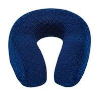 2017 NEW Memory Foam Cotton U Shaped Plane Travel Neck Pillow Ergonomic Design Pillow Resting Your