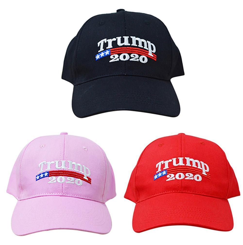 US $2 63 35% OFF|Trump 2020 Hat Keep America Great Make America Great Again  Baseball Cap Donald Trump 2020 Sports Outdoor Hats 3 Colors-in Men's