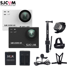 100% Original SJCAM SJ6 LEGEND Air Wifi 4K 24fps 2.0″ Touch Screen Ultra HD 30M Waterproof Sports Action Camera Car Mini DVR
