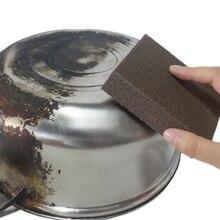 Нано волшебный ластик губки для удаления ржавчины Чистящая Щетка Кухонные гаджеты Аксессуары для очистки от накипи чистящий горшок кухонные инструменты