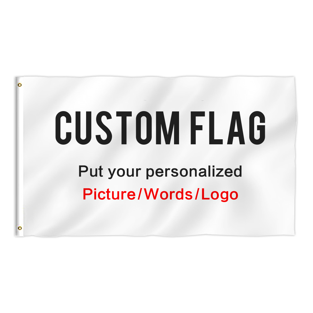 Flag Using Your Personalized Picture