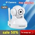 HD 720P 1.3MP CCTV Wireless Wifi IP camera  IR Night Vision P2P ONVIF With TF/Micro SD Memory Card Slot IR Night Vision
