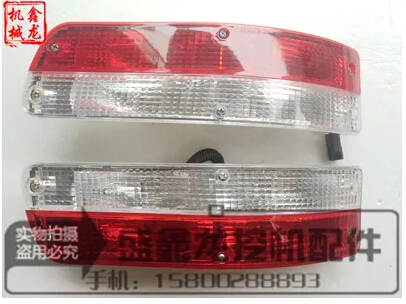Free delivery excavator accessories Lamp accessories Kobelco <font><b>SK200</b></font> 120350320 -6-<font><b>8</b></font> Super <font><b>8</b></font> excavator taillight image