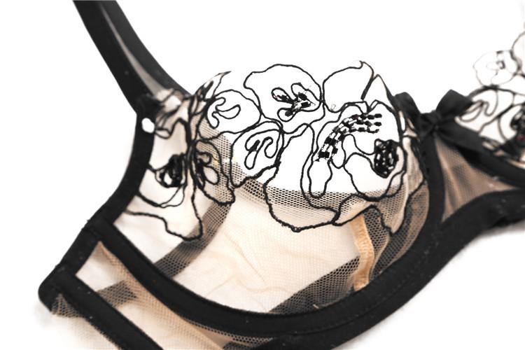 прозрачных набор белья Mushi 17