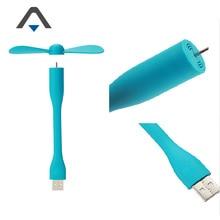 Portable Xiao mi USB Fan Flexible USB Mini Fan For all Power Supply USB Output