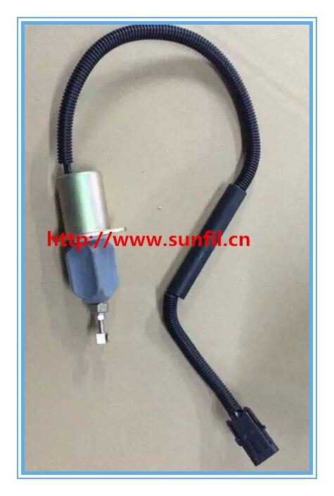 Whosale selenoid durdurma motoru solenoidi 612600180175 24 V, 5 ADET/GRUPWhosale selenoid durdurma motoru solenoidi 612600180175 24 V, 5 ADET/GRUP