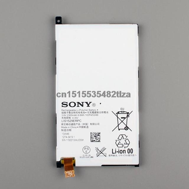 Original Replacement Battery For Sony Xperia Z1 mini D5503 Xperia Z1 Compact M51w 2300mAh