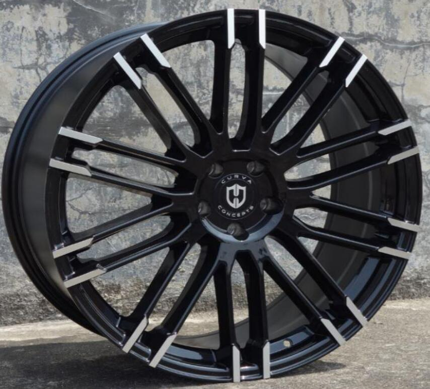 22 Inch Tires >> Us 1980 0 New 22 Inch 22x9 0 5x112 5x114 3 Car Alloy Wheel Rims In Wheels From Automobiles Motorcycles On Aliexpress