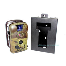 Free Shipping!LTL Acorn Brand 5210A 940nm LED LTL Game Hunting Scouting Trail Camera + Security Box Cage