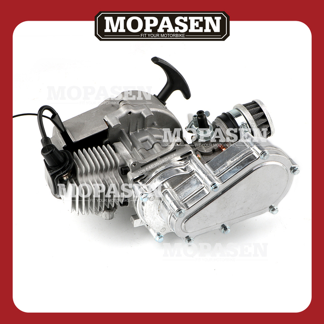 us $58 8 10% off motorcycle 49cc 2 stroke engine motor pull start gear box for ssr sx50 qg50 qg50x and pocket mini atvs scooter pit dirt bikes in Motorcycle Transmission Gears