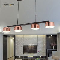 Modern Hanging Lamps Led Pendant Lights For Living Bed Dining Room Kitchen Loft Pendant Lighting Lamps Fixtures Home Decor Light
